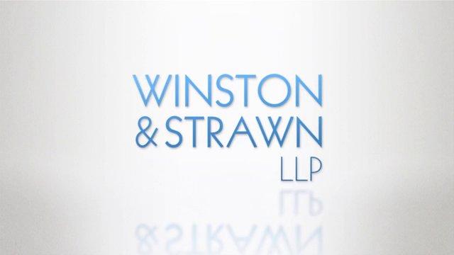 Winston and Strawn, LLP