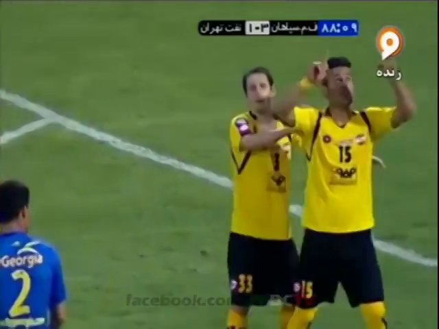 Sepahan – Naft Tehran | HIGHLIGHTS — IPL 12/13 — Week 31