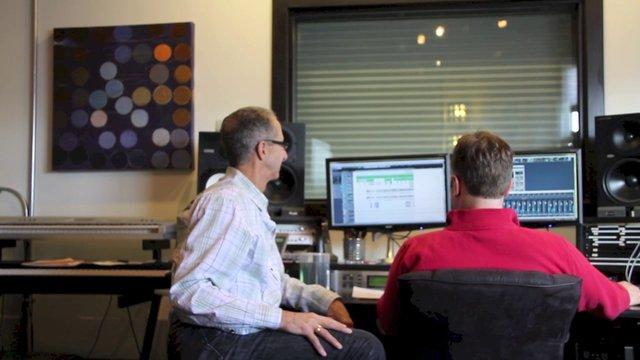 Paul Stiegler In-Studio at Paradyme Studios w/ Jake Johnson