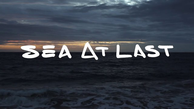 CASTLE | Sea At Last