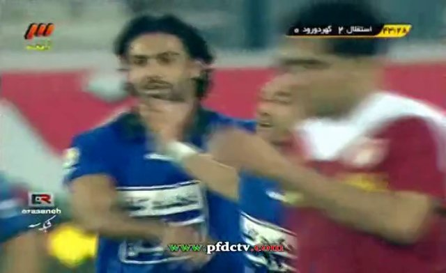 Esteghlal – Gahar | FULL HIGHLIGHTS — IPL 12/13 — Week 31