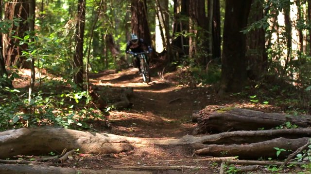 Sam Redman Rides Santa Cruz- Trailer