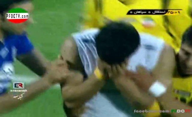 Esteghlal – Sepahan | EXTENDED HIGHLIGHTS — IPL 12/13 — Week 32
