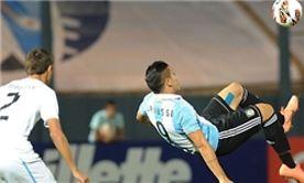 Fantastic goal by Sebastián Driussi (Argentina U-17)