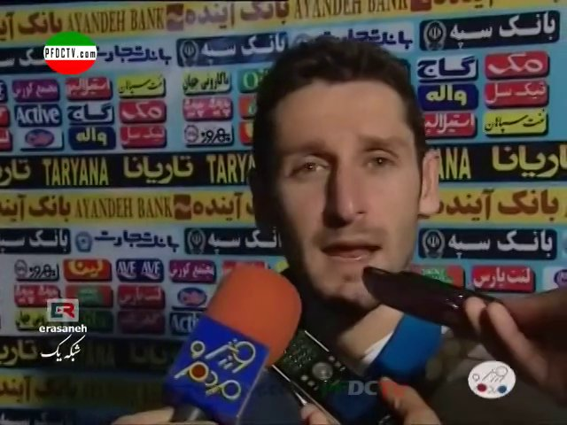 Post-match interviews | Esteghlal 1-1 Sepahan | IPL 12/13 – Week 32