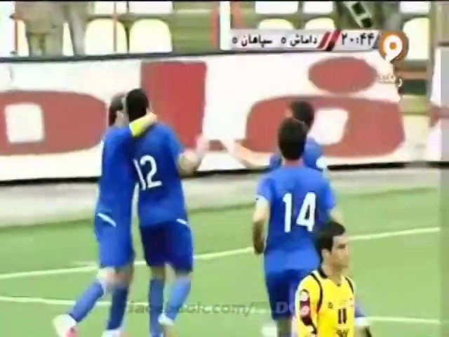 Damash – Sepahan | HIGHLIGHTS — IPL 12/13 — Week 33