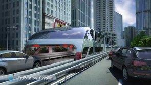 גשר בוס • הפתרון הסיני לפקקים ועומסי תנועה