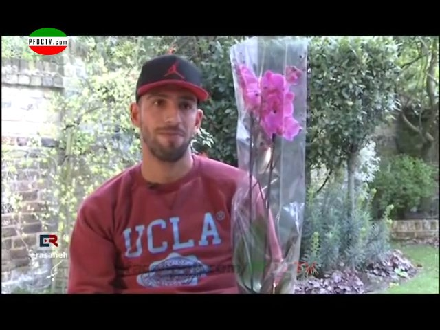 Interview with Dejagah – after his ankle surgery | 4/21/2013