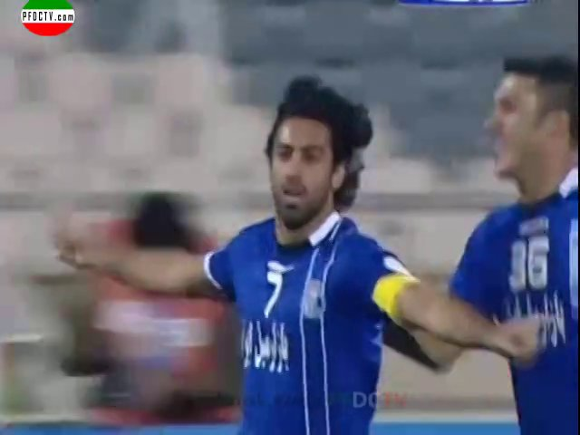 Esteghlal (IRAN) Vs. Al Rayyan (Qatar) | MATCH HIGHLIGHTS | ACL 2013 – Group D