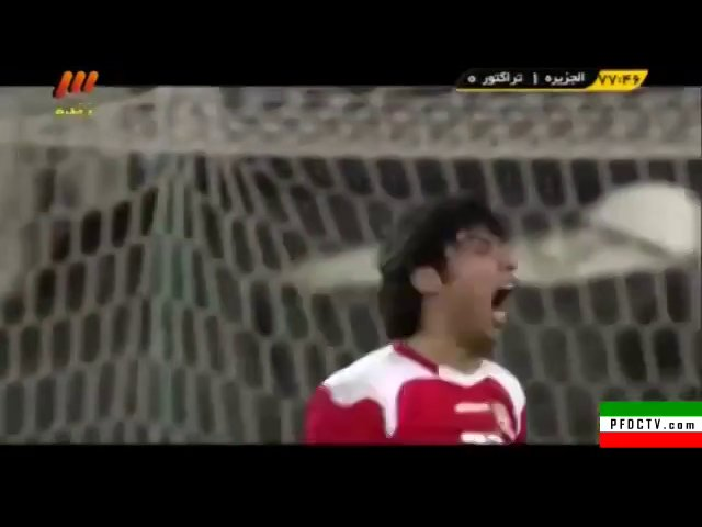 Al Jazira (UAE) Vs. Tractor (IRAN) | HIGHLIGHTS | ACL 2013 – Group A