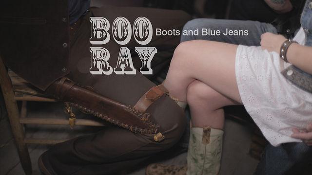 Boots & Blue Jeans
