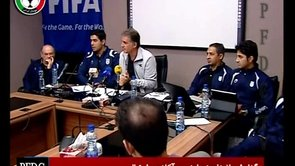 Carlos Queiroz interview after his long vacation