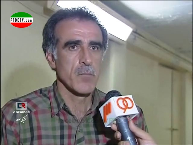 Mohammad Ahmadzadeh's controversial talk against the chairman of Malavan