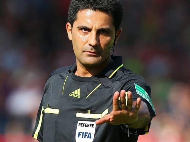 BBC interview with Babak Rafati