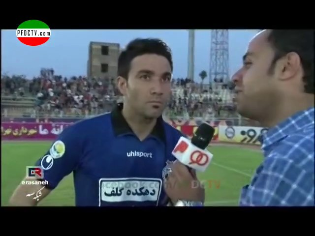 INTERVIEWS —» Foolad 0-1 Esteghlal   IPL 12/13 – Week 33