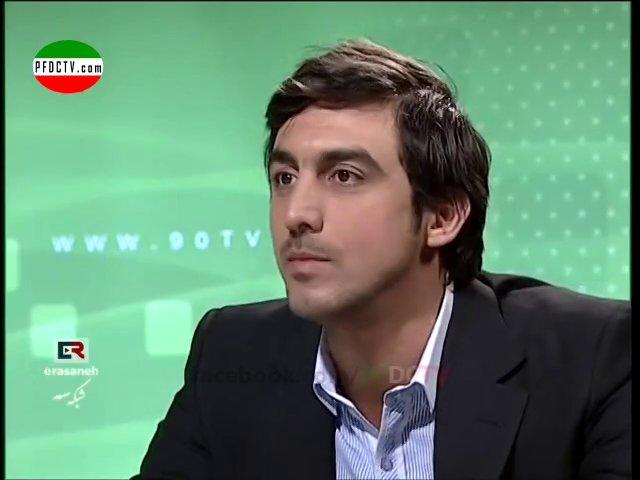 Mehdi Rahmati   Interview on Navad – 5/6/2013