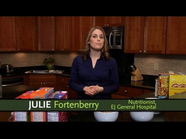 Health Eats with Julie Fortenberry