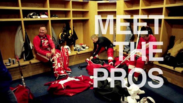 Detroit Red Wings - Legendary Linemates