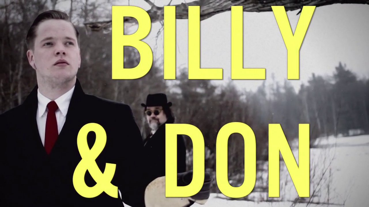 Back to Your Senses: Billy Strings & Don Julin