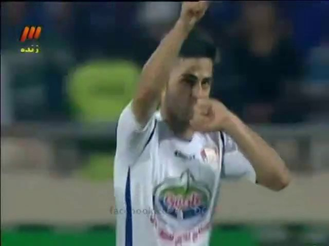 Esteghlal – Damash | HIGHLIGHTS — IPL 12/13 — Week 34