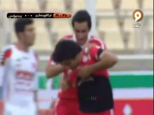 Tractor – Perspolis | HIGHLIGHTS — IPL 12/13 — Week 34