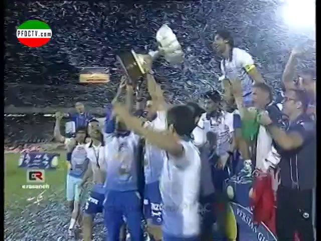 Esteghlal Tehran | IPL 12/13 | – Championship Celebration