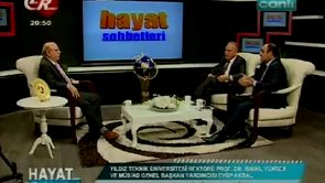 Üniversitemiz Rektörü Prof. Dr. İsmail YÜKSEK Tek Rumeli Tv'de.