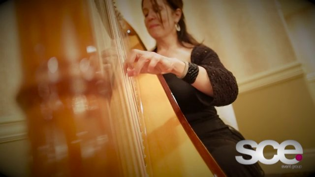 SCE EVENT GROUP - Live Musician Showcase - Harp