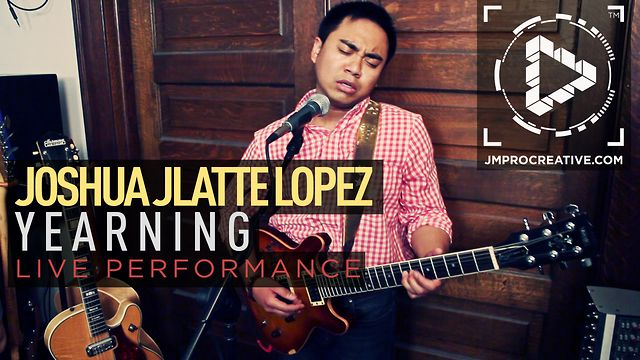 Yearning (Live Studio Recording) (Donell Jones Cover)