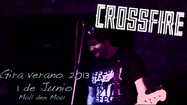 Crossfire - You Go Now - 1 Juny 2013