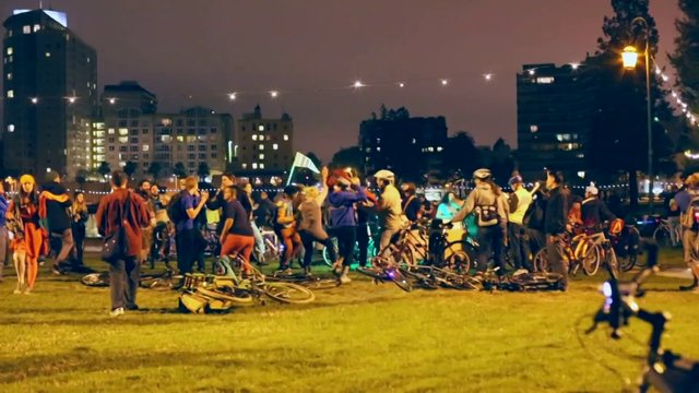 East Bay Bike Party