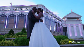Victor and Feyi's wedding video trailer