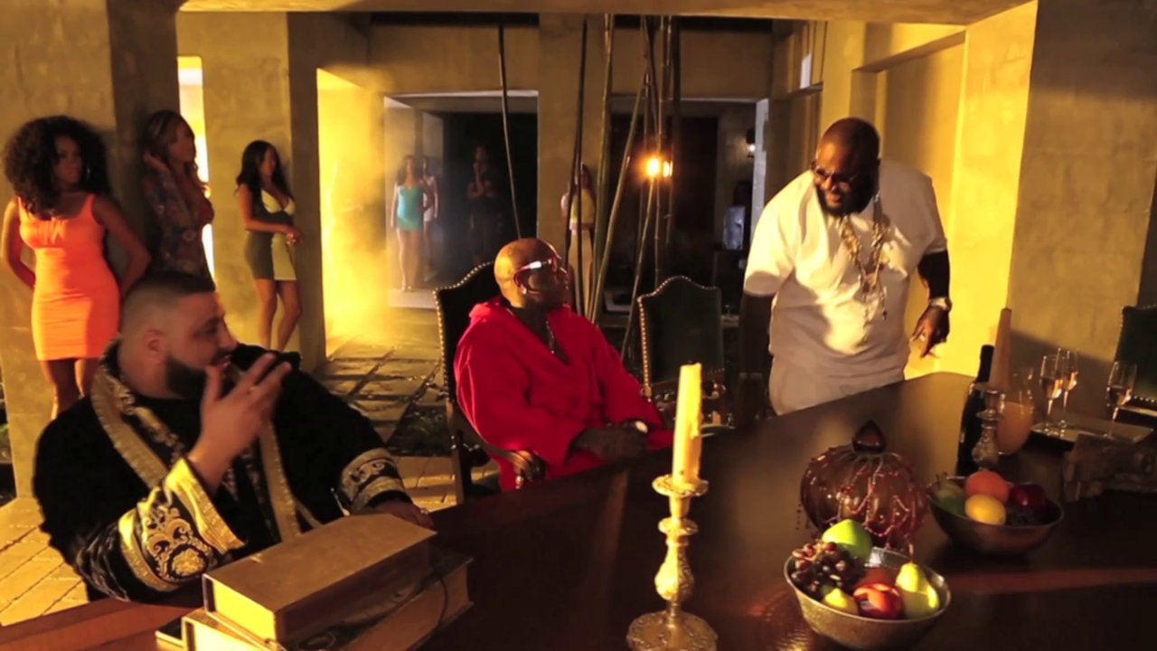 "Official Behind The Scenes Of DJ Khaled's ""No New Friends"" Feat. Drake, Rick Ross, & Lil Wayne."
