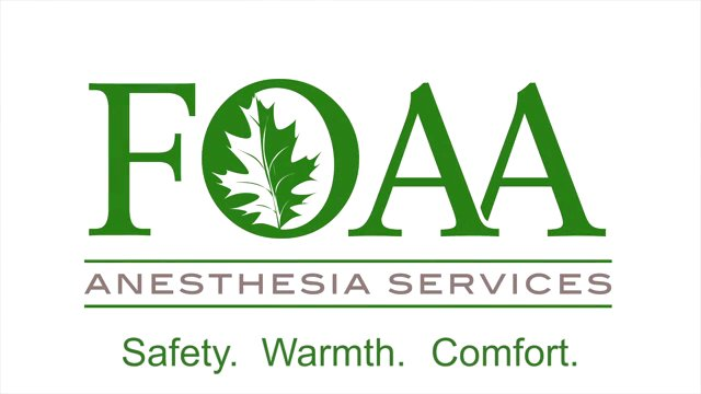 FOAA Anesthesia Svcs - Patient Video