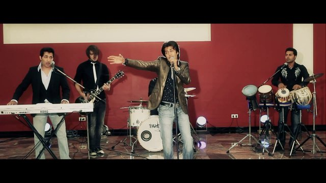 Dokhtar-e-Feshani - Aria Band OCT 2012 Full HD