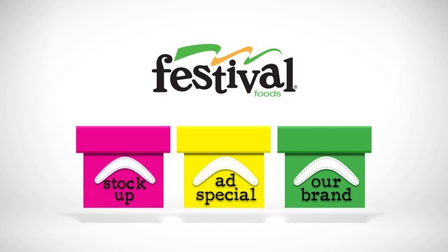 Festival Foods - Colors Mean Savings
