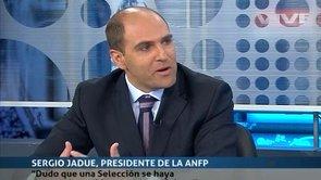 Entrevista al Presidente Sergio Jadue en Vive Deportes