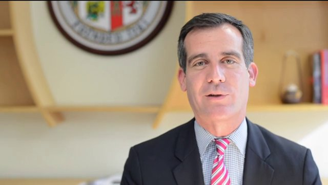 Mayor Garcetti