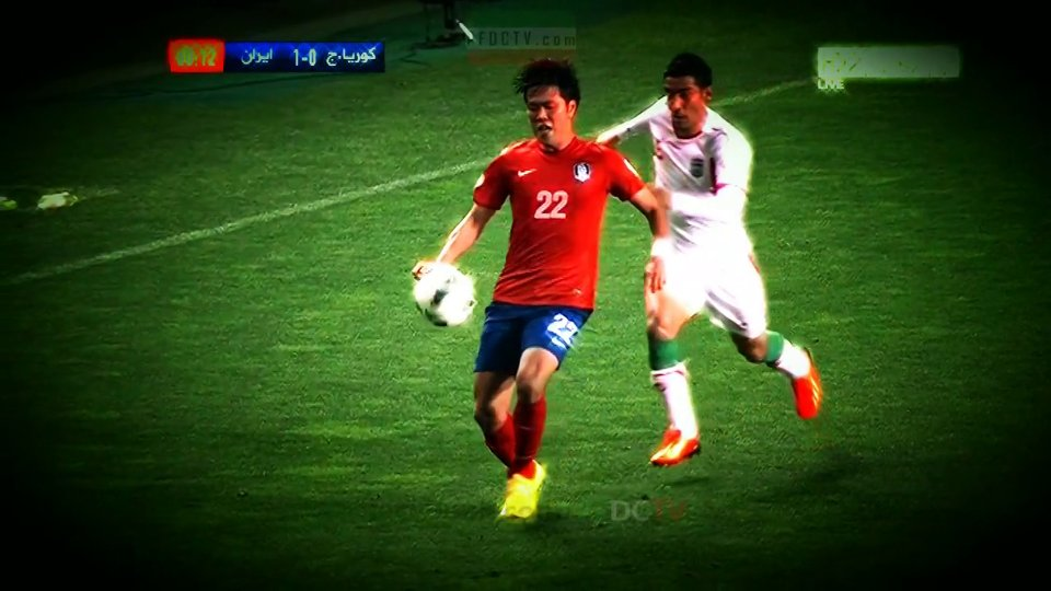 ► MATCH STORY → South Korea 0-1 Iran → June 18, 2013