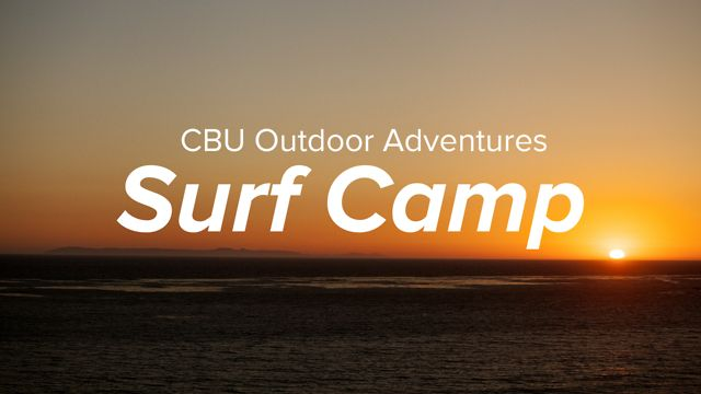 CBU Surf Camp