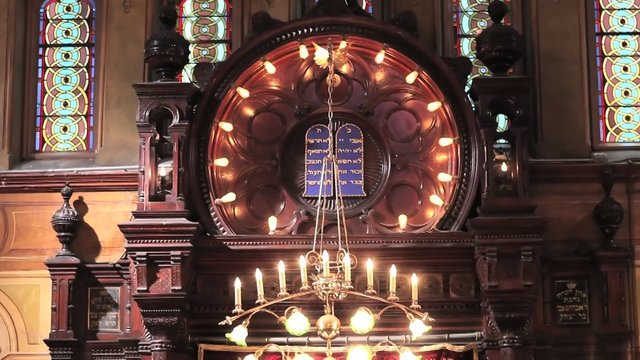 Eldridge St. Synagogue