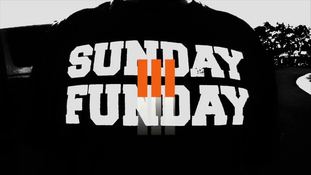 SUNDAY FUNDAY III - featuring my tunes!