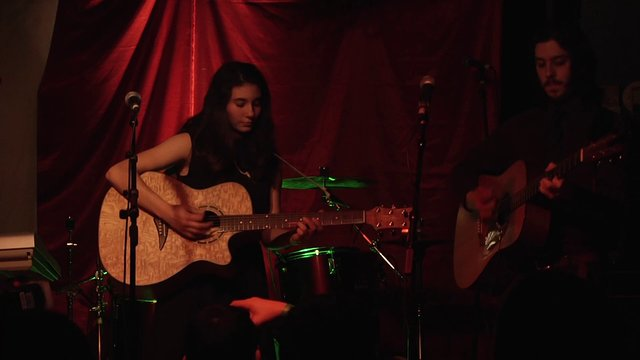 Live/Acoustic at The Middle East