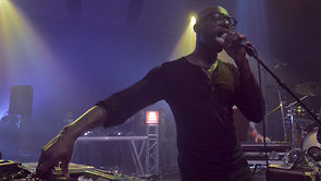 GHOSTPOET @ DANCITY FESTIVAL - june 2013 - Foligno (PG) - (Italy)