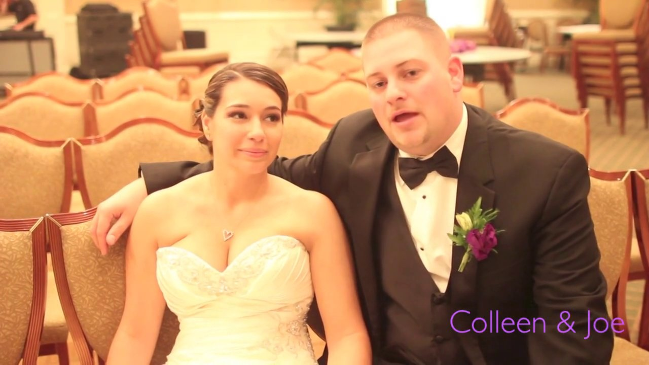 NJ Wedding DJs - SCE Event Group & Jeffrey B at the Eagle Ridge Golf Club in Lakewood, NJ - Colleen & Joe - 10.06.12