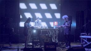 LUCKY DRAGONS & VINCENZO VASI / VALERIA STURBA @ DANCITY FESTIVAL - june 2013 - Foligno (PG) - (Italy)