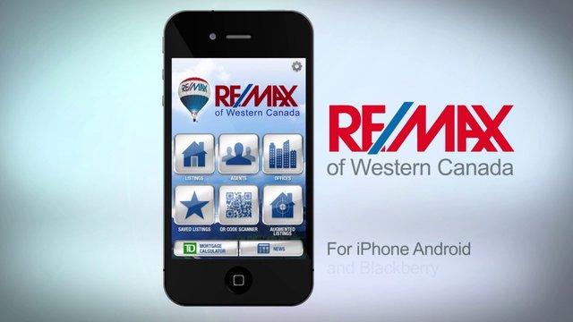App Demo Video RE/MAX
