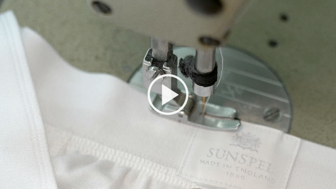 A DAY IN THE LIFE OF A BRITISH CLOTHING FACTORY