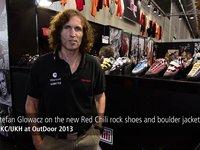 [OutDoor 2013 - Red Chilli Spirit Shoe and Boulder Jacket]