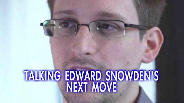 Talking Edward Snowden's Next Move - Song for stimulating the debate about the balance between privacy and security
